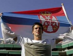 Тенис триумфът измести Косово в сръбските медии