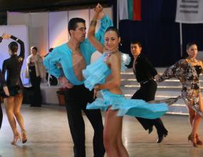 II кръг на Държавното първенство по спортни танци ще се проведе в края на март в София