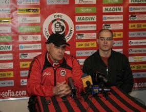 Стефан Грозданов: Бием ЦСКА, ако излезем с най-доброто