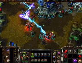 WCG 2008 България: Warcraft III. Ден 2