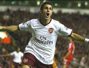 Фабрегас и Клиши подписват нови договори с Арсенал