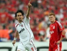 Историята на ШЛ: 2007 - Индзаги донесе реванш и седми триумф за Милан