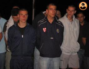 Арестуваха вандалите от Сандански