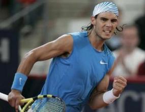 Надал: Играя в дома на Федерер