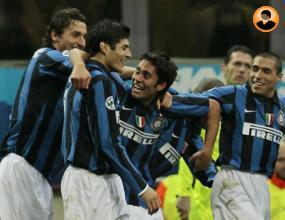 Интер шампион,Милан в УЕФА