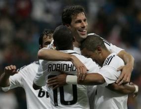 Коронясаха Реал след кралска голеада