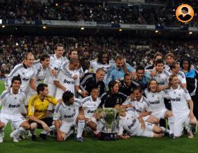 """Коронясаха Реал (Мадрид) след поредно шоу на """"Бернабеу"""""""