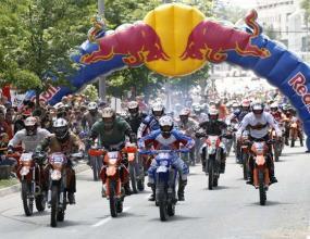 Eндуро София 2008 – официална квалификация за Red Bull Romaniacs