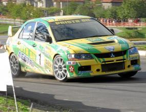 """Румен Дунев спечели първото състезание по затворен маршрут """"Русе 2008"""""""