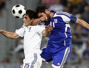 Съперникът ни Кипър падна от Гърция с 0:2