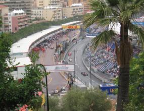 Дъжд очаква Гран при на Монако