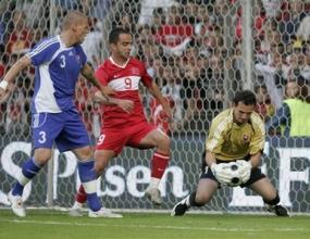 Турция спечели контролата със Словакия с 1:0