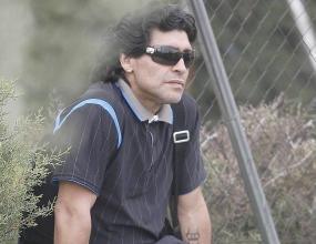 Филмът за Марадона бе представен в Кан