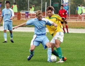 """Анализ на сезон 2007/08 в Западната """"Б"""" група"""
