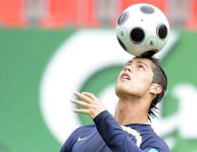 Кристияно Роналдо се контузи