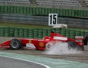 Роси призна: От Ферари ме искаха за съотборник на Шумахер