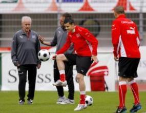 Транкило и Мюлер под въпрос за мача с Чехия