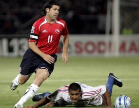Марсело Салас остана извън състава на Чили
