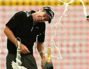 Стрейндж без конкуренция на Welsh Open