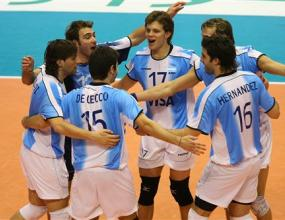 Аржентина с трета победа в Токио, запазва шансове за Пекин 2008