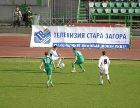 Захари Димитров подписа с Берое