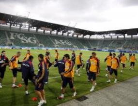 Спряха 90 румънски хулигани за Евро 2008