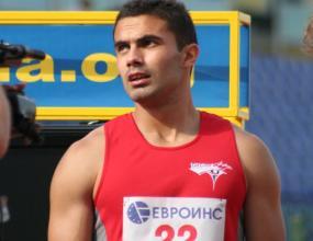 Чембърс печели спринта на 100 метра в Каламата, Гунев осми