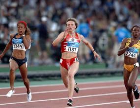 Юлия Нестеренко се завръща на пистата