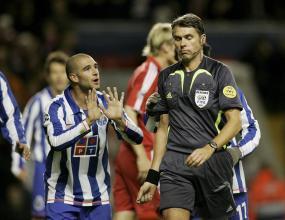 Роберто Розети рефер на първия мач на Евро 2008
