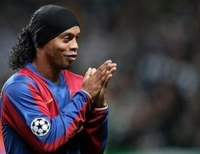 Манчестър Сити официално поиска Роналдиньо