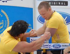 Армрестлинг Лига'2008 стартира в Слънчев бряг