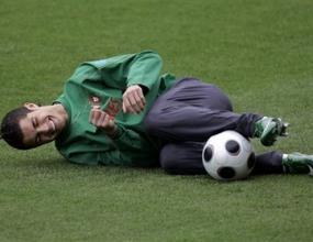 Роналдо сгоден?