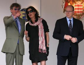 Хенри Кисинджър и принц Албер сред ВИП гостите на Евро 2008