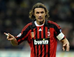 Малдини обиден на Милан, свършва с футбола