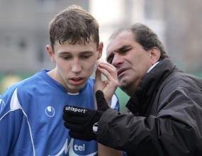 Бисер Хаздай: Ще сме доволни ако поне един играч премине в първия отбор