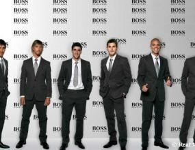Хуго Бос облича Реал