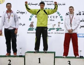 Руснакът Андрей Моисеев стана европейски шампион по модерен петобой