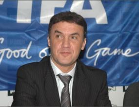 В БФС доволни от съдийския шеф Борислав Александров