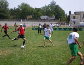 Днес в Хасково стартира единадесетия кръг от Каменица ФЕНкупа'08