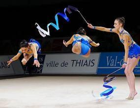 Гимнастичките с последно контролно преди турнира във Варна
