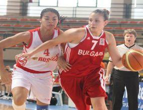 Българките до 20 години победиха Белгия със 74:68