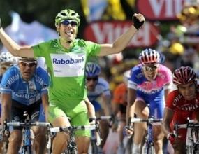 Трикратен световен шампион спечели 14-тия етап на Тур дьо Франс