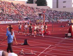 Лилия Шобухова постави нов европейски рекорд на 5000 метра
