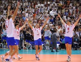 Сърбия е последният финалист в Световната лига