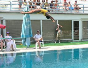 """13 медала спечелиха българите на """"НСА-Diving Cup"""""""