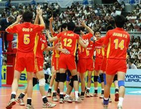"""Китай си върна на Япония в """"азиатското"""" дерби на Световната лига"""