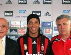 Роналдиньо: В Милан пак ще бъда щастлив