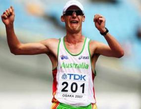 Световният шампион на 50 км. спортно ходене няма да участва в Пекин
