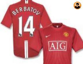 Англиските медий пратиха Бербо в Манчестер Юнаитед