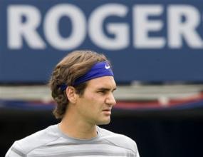 Роджър Федерер готов да отговори на предизвикателството